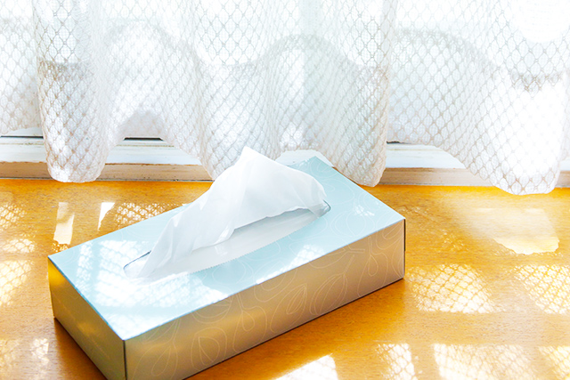 花粉症は日常生活にも影響